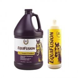 Equifusion shampoing et démélant