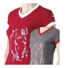 Tee-shirt Tattini Tête de cheval