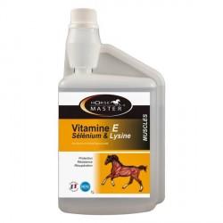 Vitamine E, Selenium, Lysine forme liquide