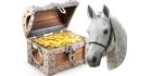 boite à bijoux cheval