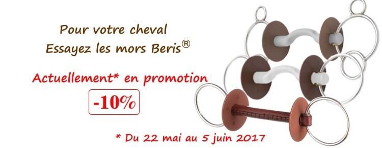Mors Beris en Promotion