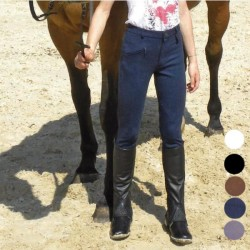 Pantalon d'équitation fille Horse Fashion