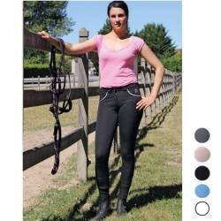 Pantalon d'équitation femme Palmyre