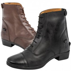 Boots Socoa Marron Point. 38 et 39
