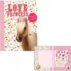 Set Papier à lettres Cheval - Poney Princess