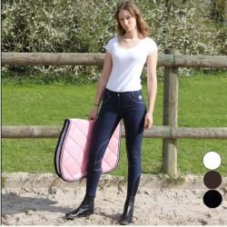 Pantalon équitation femme Zippie strass