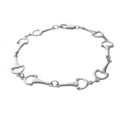 Bracelet mors - argent