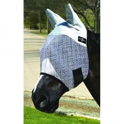 Masque anti-mouches - Fly Mask