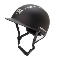 Casque Performance noir mat