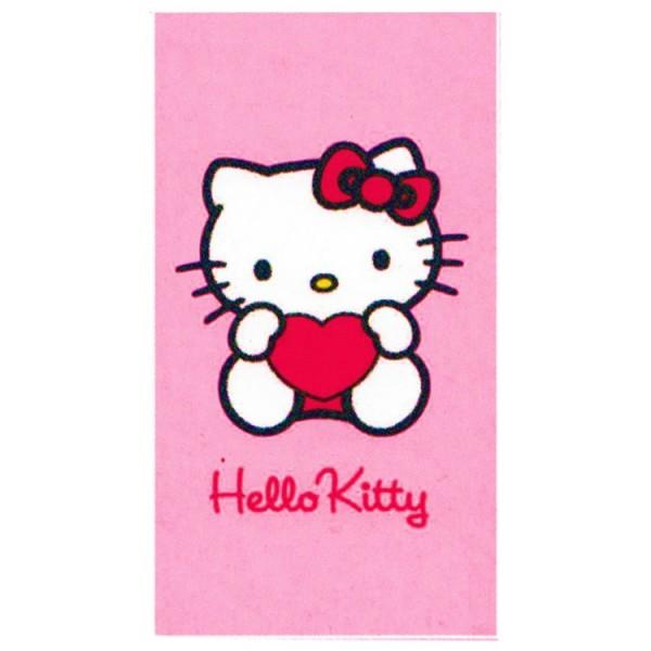 Serviette de Plage Hello Kitty 100 x 180 cm