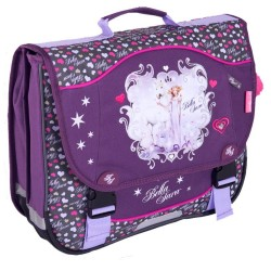 Cartable Bella Sara Majestic 38 cm