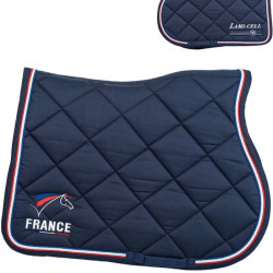Tapis de selle France mixte de Lami-Cell