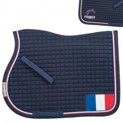 Tapis de selle mixte France de Lami-Cell