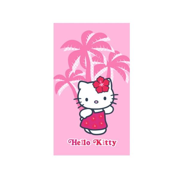 Serviette de plage Hello Kitty Mathilde