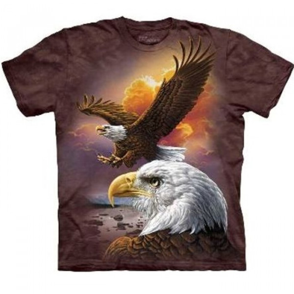 Tee shirt Aigles majestueux