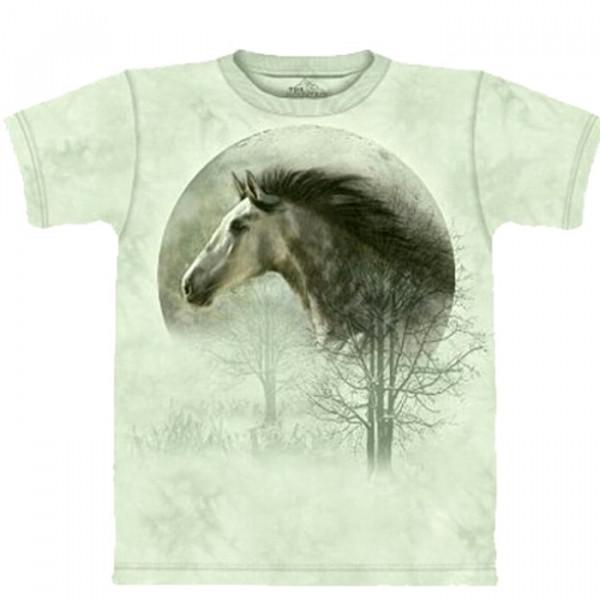 Tee shirt enfant Cheval beaute espagnole
