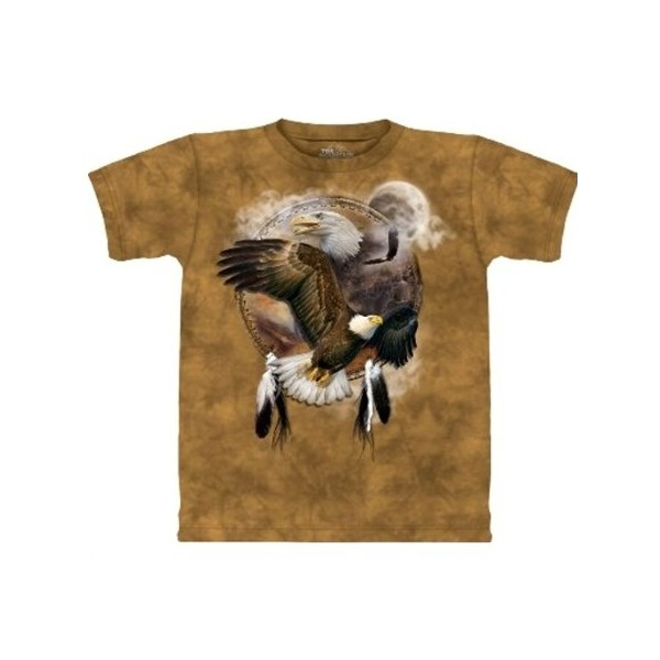 Tee shirt Aigle Totem