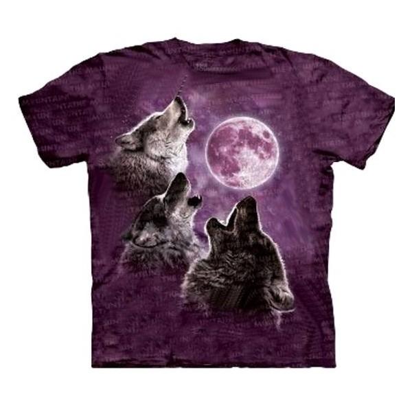 Tee shirt Loup - 3 Loups