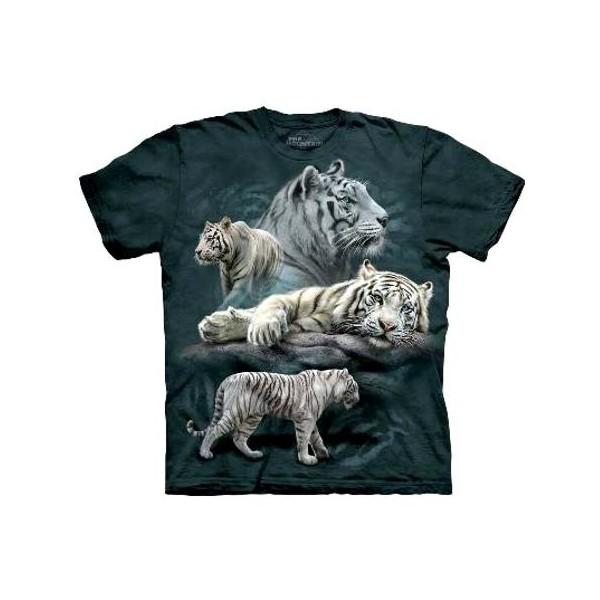 Tee shirt Tigres blancs