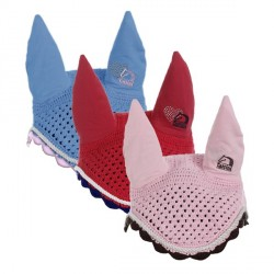 Bonnet anti-mouches Tattini bleu ciel