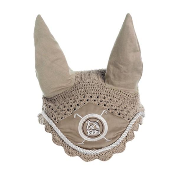 Bonnet anti-mouches coloris Tourterelle