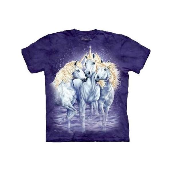 Tee shirt enfant10 Licornes