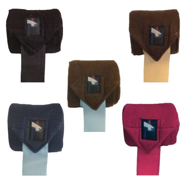 Bandes de polo Poney x 4