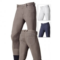 Pantalon homme Tattini T 44 Blanc