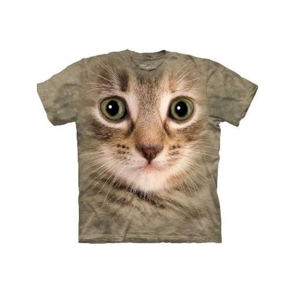 Tee shirt Portrait de Chat