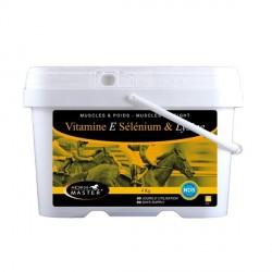 Vitamine E Sélénium et Lysine