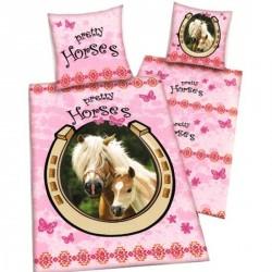 Parure de lit Cheval - Pretty horses