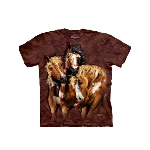 Tee shirt Cheval - Find 8 Horses
