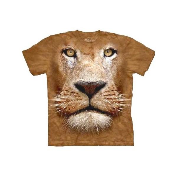 Tee shirt Portrait de Lion