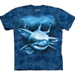 Tee shirt Requin  - Taille M