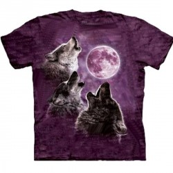 Tee shirt 3 Loups - Taille S