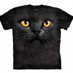 Tee shirt Chat noir - Taille L