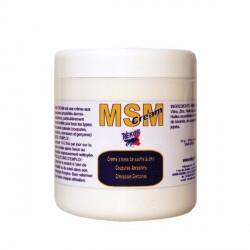 MSM crème - Coupures, Crevasses