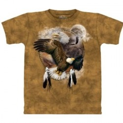 Tee shirt Aigle Totem - Taille M