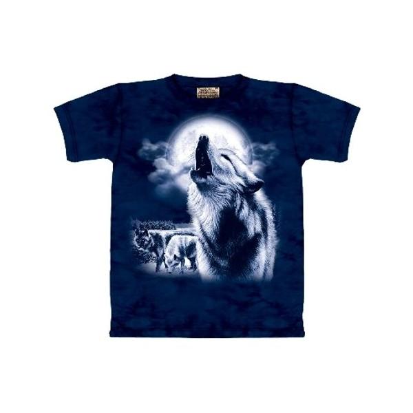 Tee shirt Loup Alpha