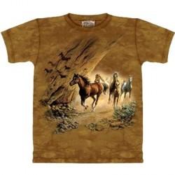 Tee shirt Chevaux -Sacred Passage