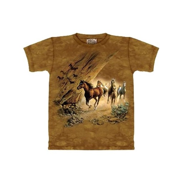 Tee shirt Chevaux Passage sacré