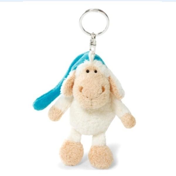 Porte clés Mouton Jolly Sleepy peluche Nici