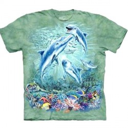Tee shirt 12 Dauphins - Taille S