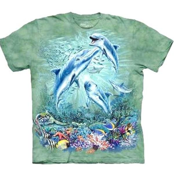 Tee shirt 12 dauphins