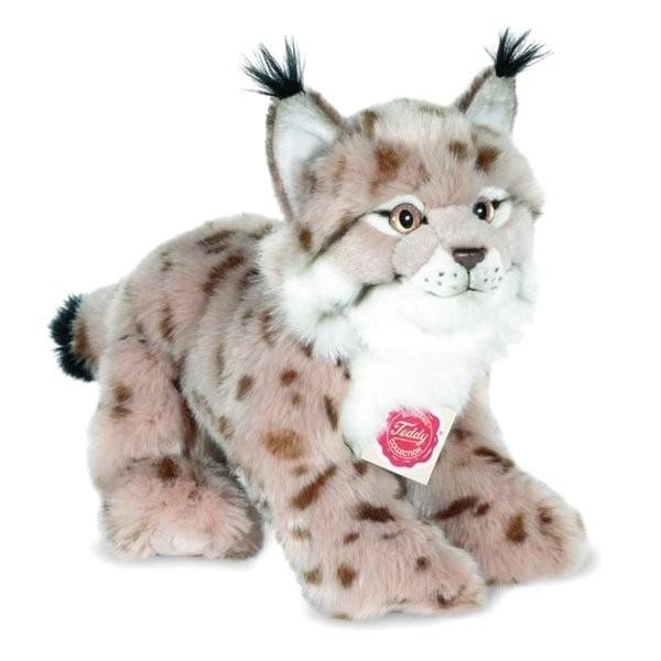 Peluche Lynx - 26 cm