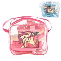 Mini sac de pansage équipé