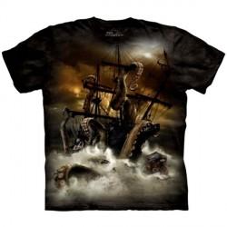 Tee shirt Kraken - taille M