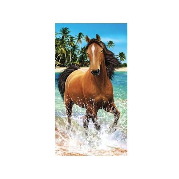 Serviette de plage Cheval bai Plage - 95 x 175 cm