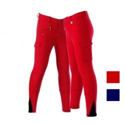 Pantalon d'équitation fille taille 6 et 8 ans