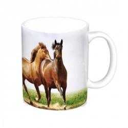 Mug 2 Chevaux